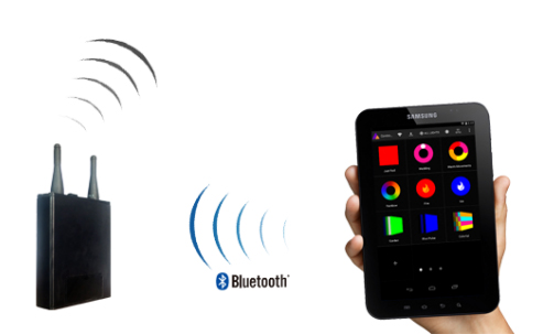 Astera Bluetooth App